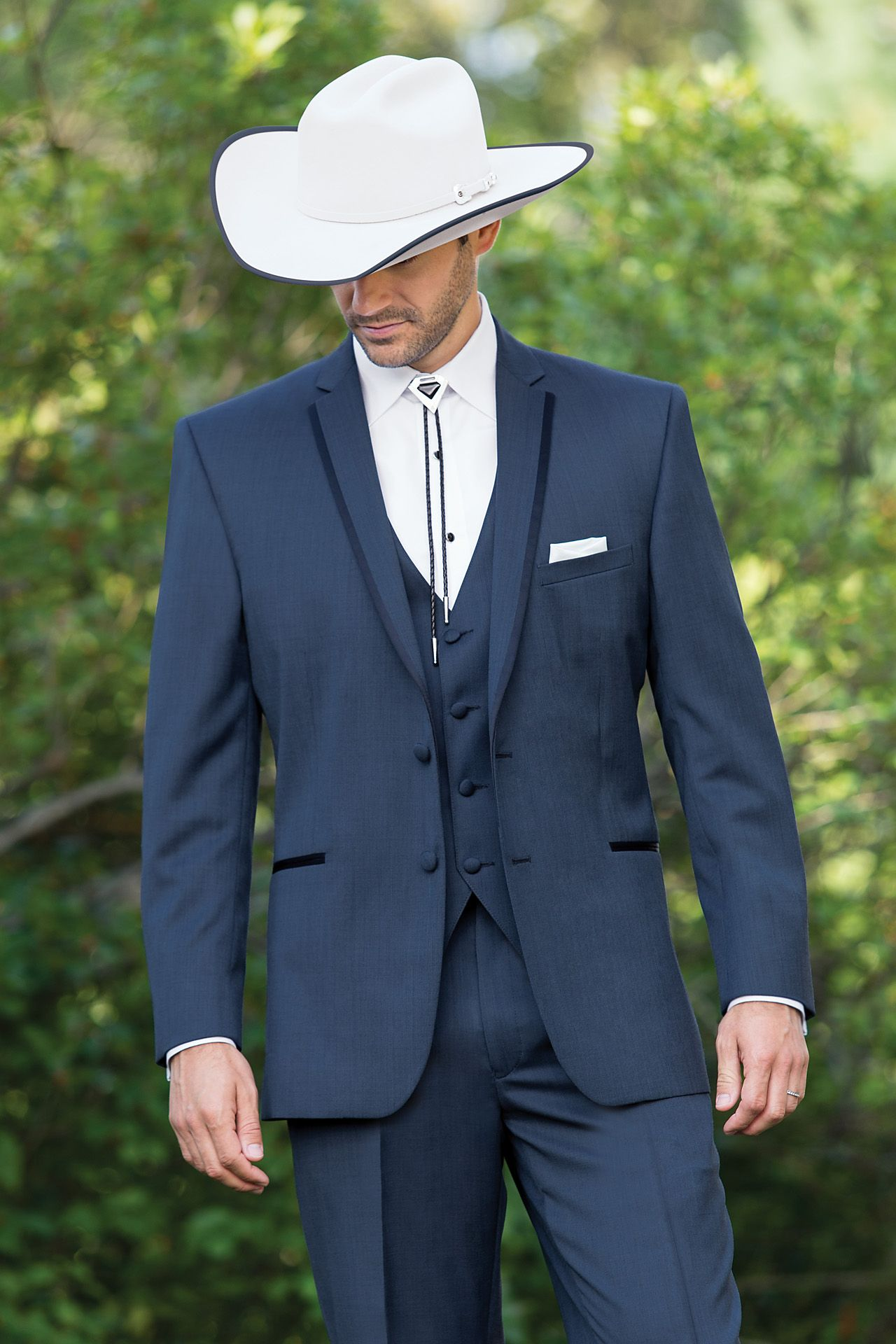 Stephen Geoffrey Slate Blue Aspen Slim Fit Tuxedo Jim S Formal Wear