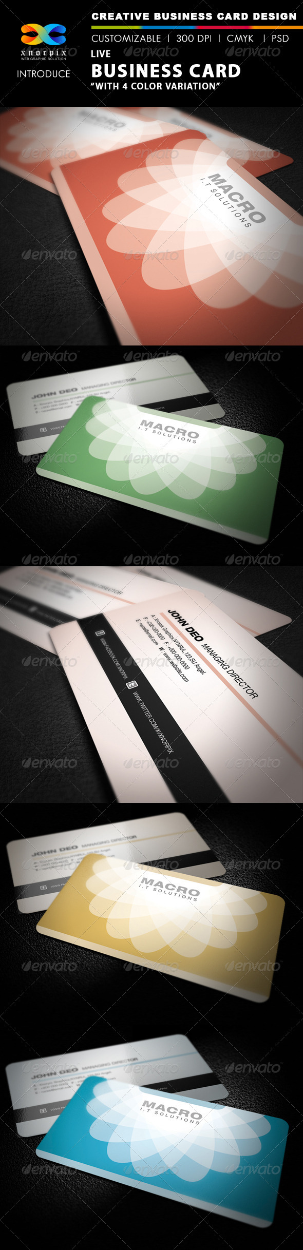 Live Business Card   Adobe photoshop, Fonts and Creative