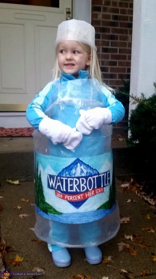 Water Bottle Halloween Costume Contest At Costume Works