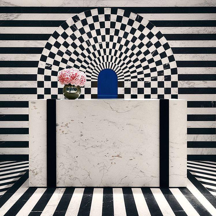 """Vogue México y Latinoamérica en Instagram: """"De efecto hipnotizante como sus creaciones, #Aquazzura presenta su nueva boutique en el corazón de Mayfair, en Londres. Conoce de cerca el espacio en Vogue.mx"""""""