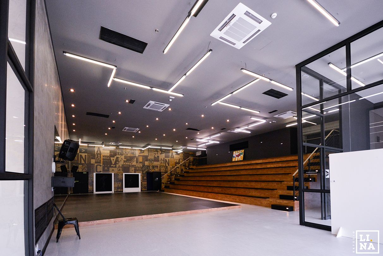 Anacã Morumbi Town - Teatro