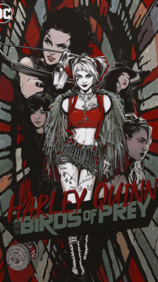 Harley Quinn Lockscreen : harley, quinn, lockscreen, Alerquina