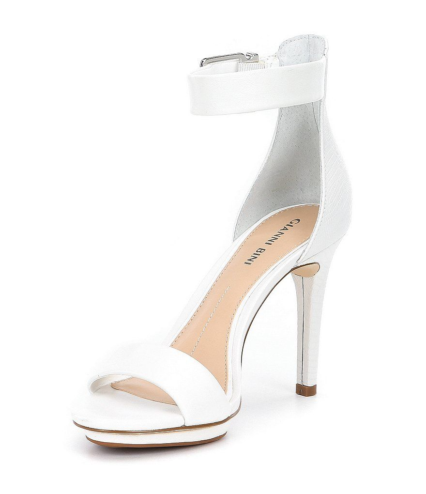 02b8a9059379e Shop for Gianni Bini Lizette Ankle Strap Dress Sandals at Dillards.com.  Visit Dillards.com to find clothing