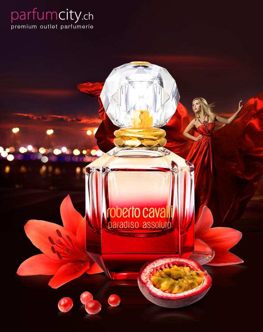 Roberto Cavalli Paradiso Assoluto Zaubert Ihnen Ein Lacheln Ins Gesicht Parfumflesjes Parfum