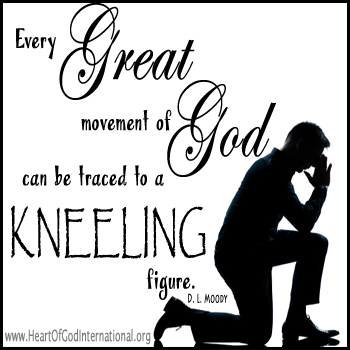Great Movement of God
