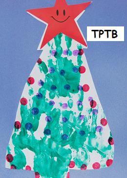 Christmas Arts And Crafts For Kids To Make!