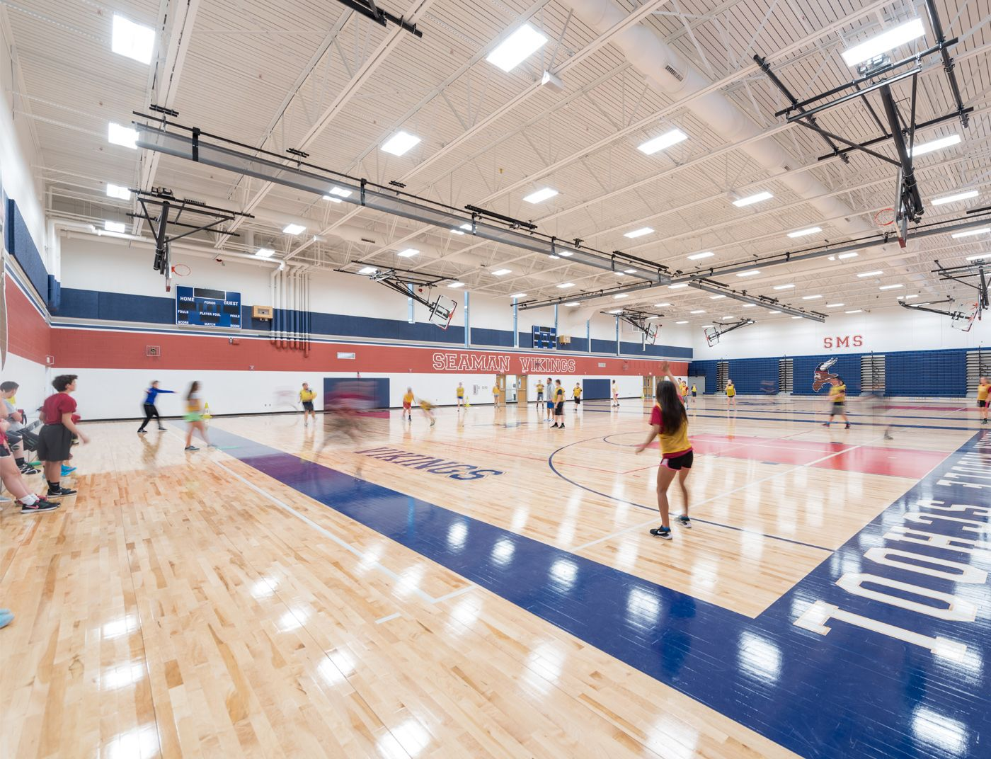 Our Gym Will Be In House And Will Feature State Of The Art Equipment This Is Done In A Effort To Remain True To Our Chi Middle School Charter School Architect