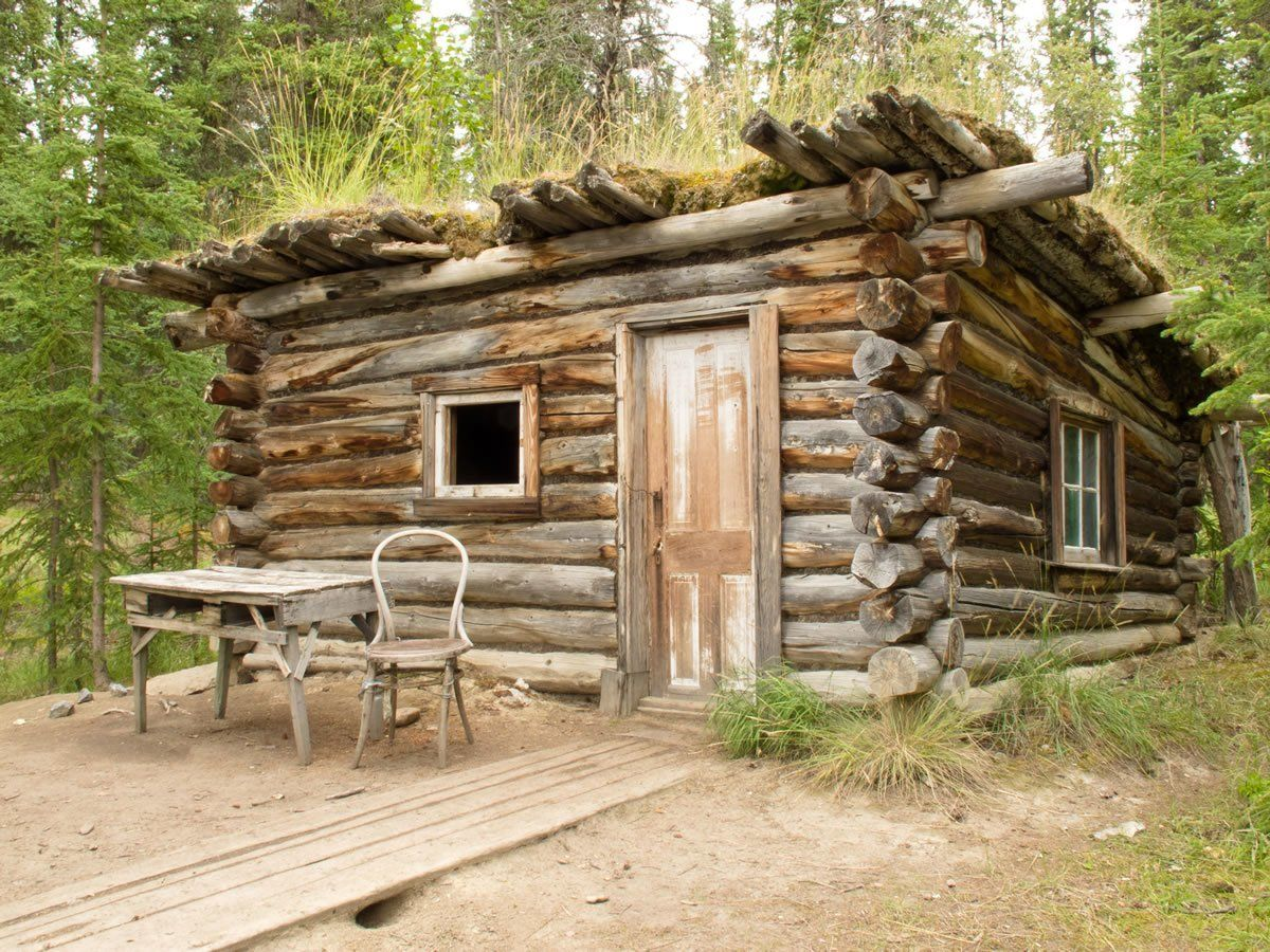 Whether you want to build a cabin to use now for a retreat for Small survival cabin