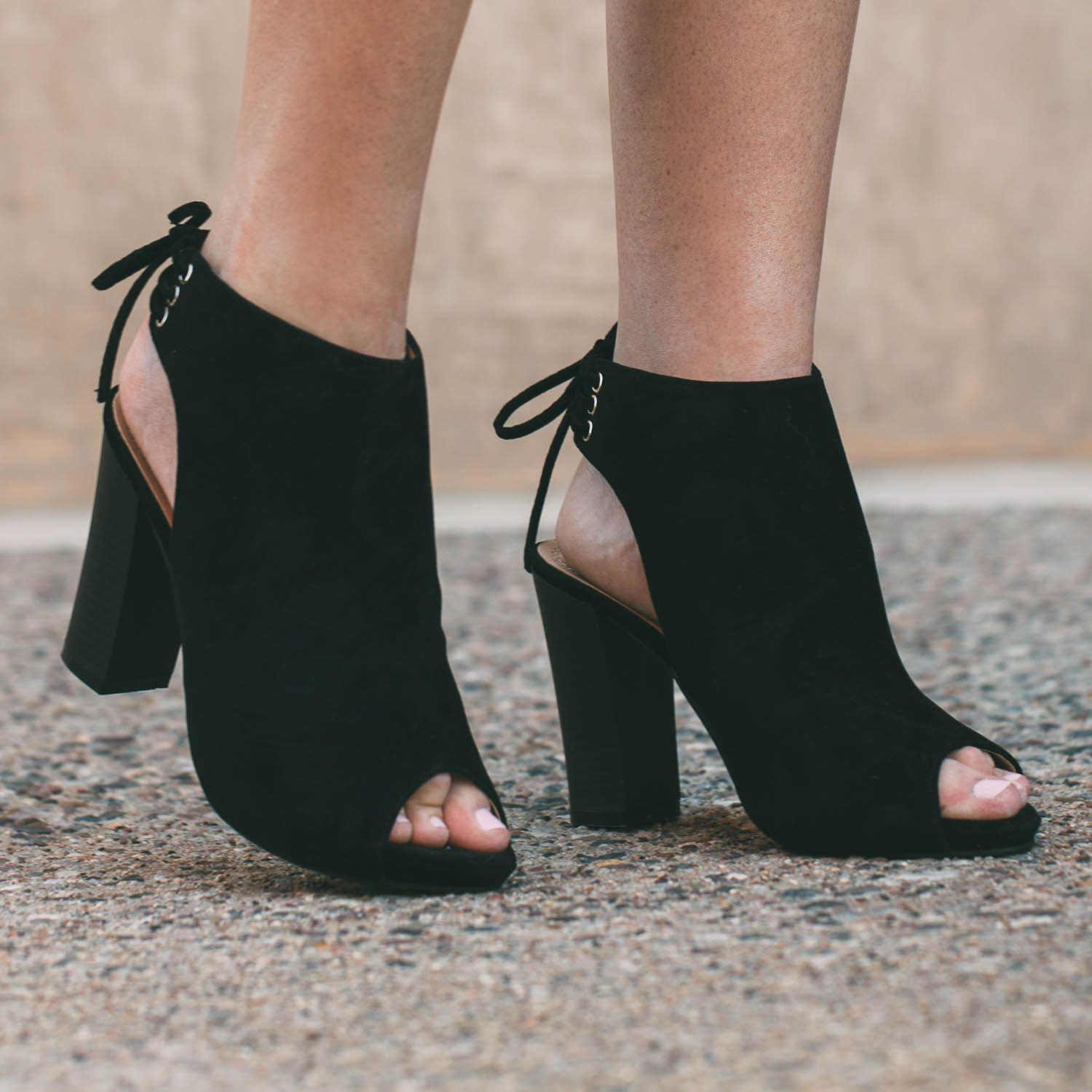 The party never ends in these black Party People Heels! Featuring ...
