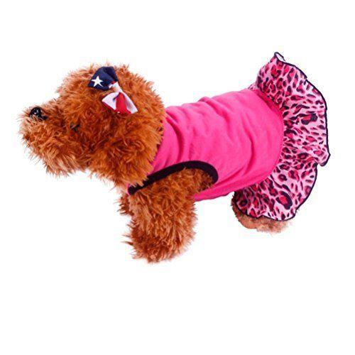 93a95e5fb7 Collegiate Cute Dog Dress Dog Shirt Comfy Pet Dog Clothes