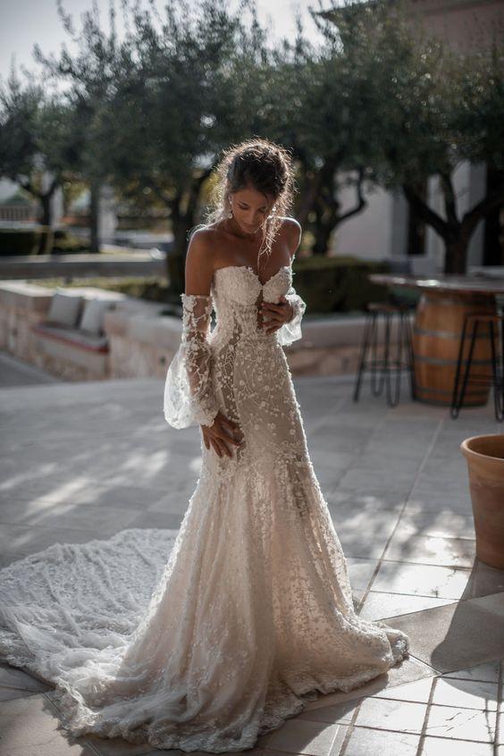 Photo of 15 Vestidos de novia que te harán creer en el matrimonio –  15 Vestidos de novi…