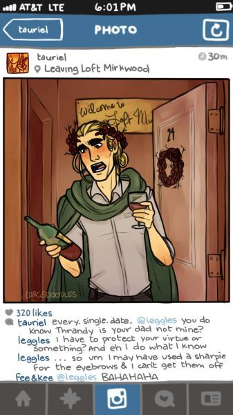 Image result for cargsdoodles the hobbit