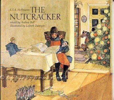 1st the nutcracker of Lizbeth Zwerger