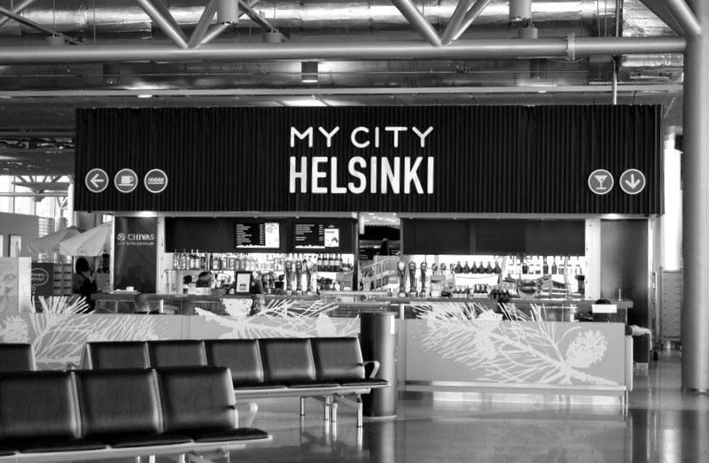 Photos by Maiju: airport