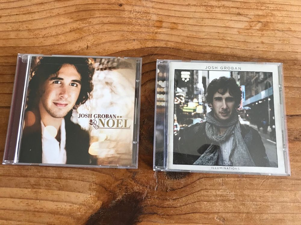 Josh Groban Noel Christmas & Illuminations CD Set Of 2 #Christmas ...