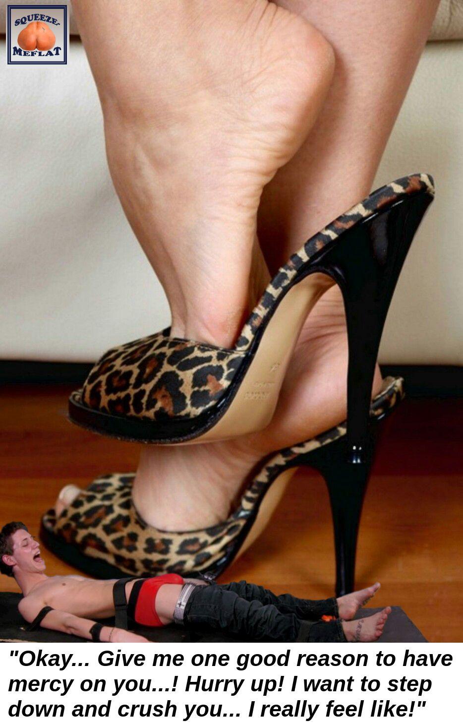 Shoe Store Foot Worship