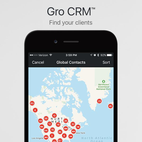 Pin On Gro Crm For Iphone