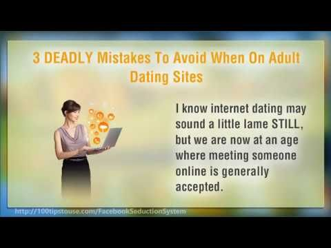 Adult dating site reviews