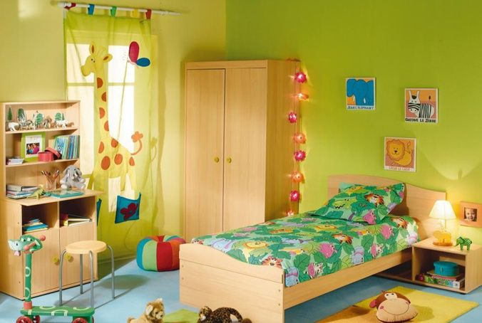 ideas de cortinas originales infantiles