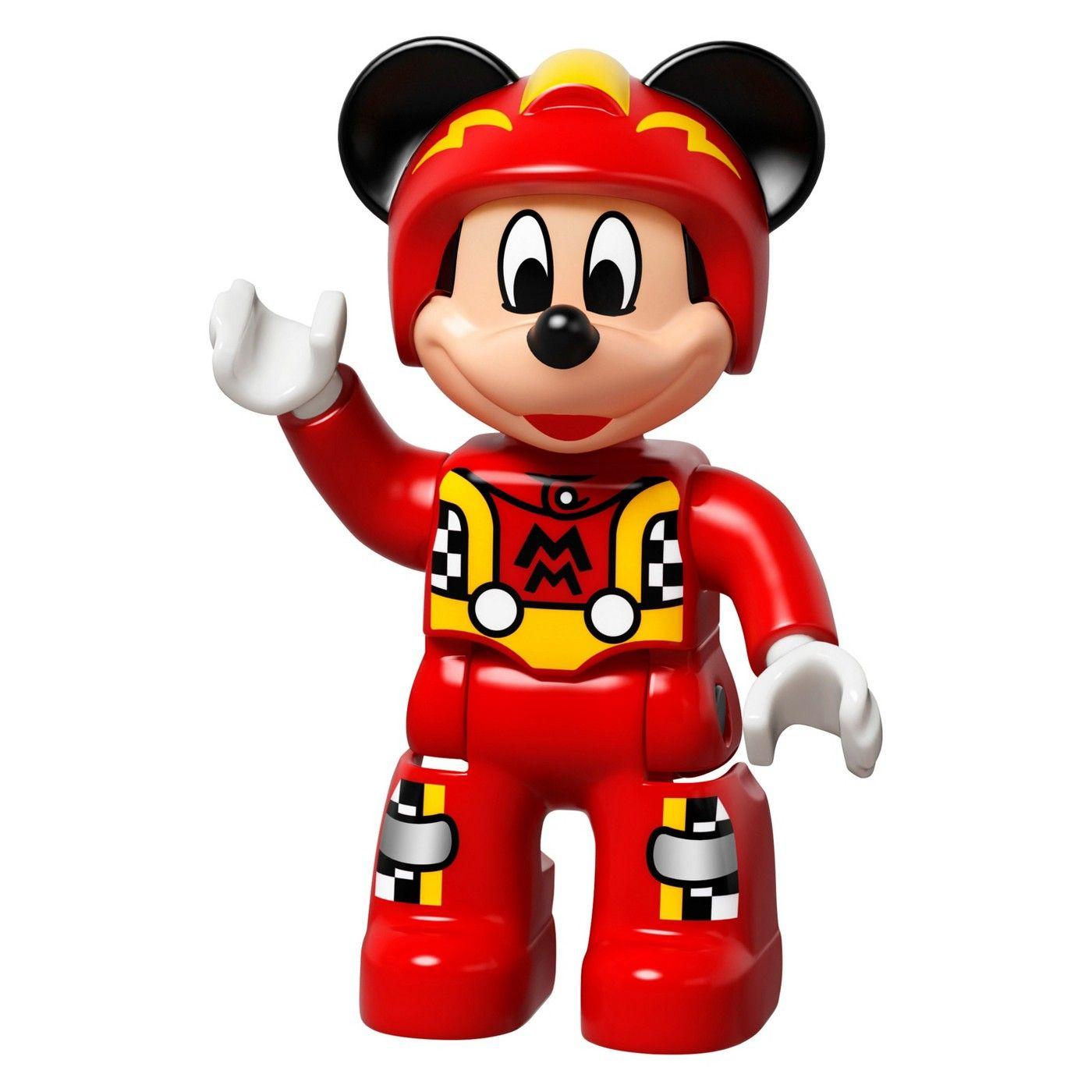 LEGO® DUPLO® Disney�20Mickey Racer 10843 Disney,