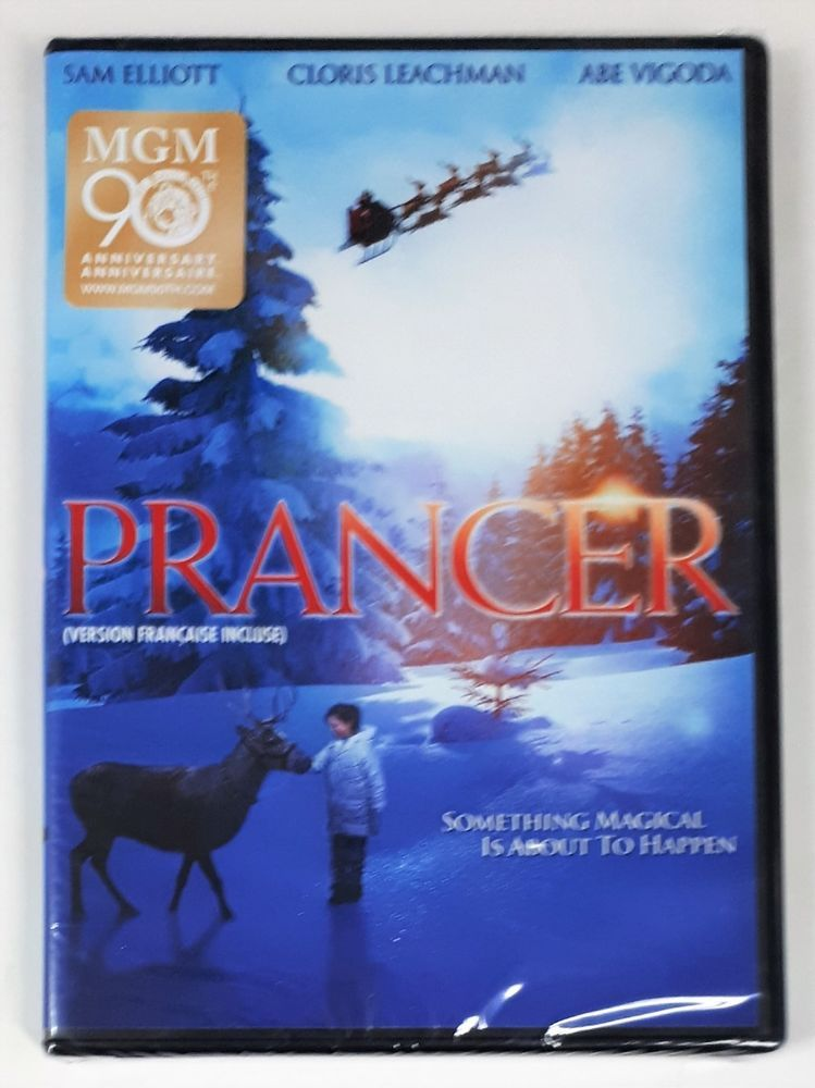 Details about Prancer (DVD,1989,2001)**BRAND NEW FACTORY