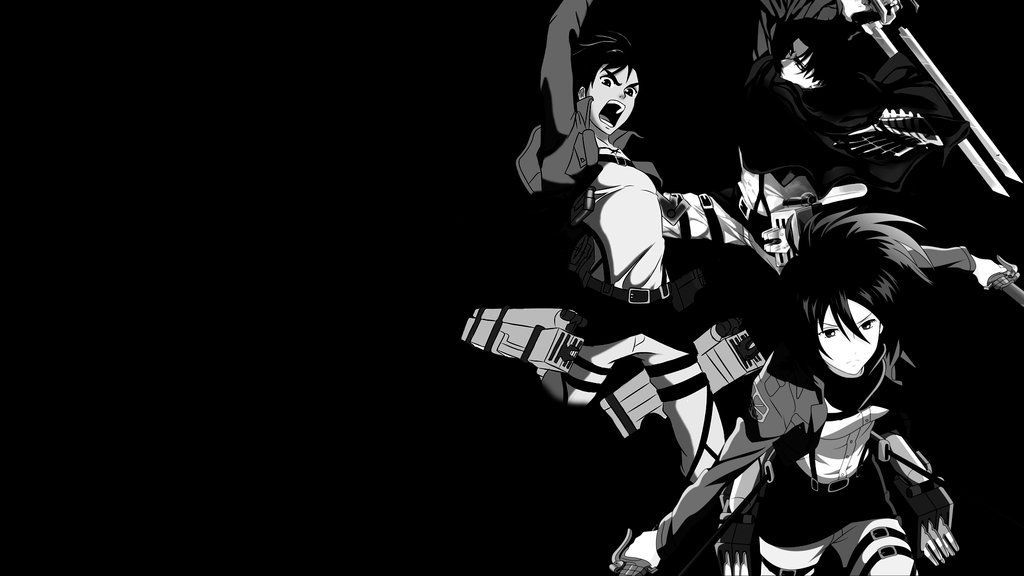 Shingeki No Kyojin Dark By Https Dinocojv Deviantart Com On Deviantart Anime Wallpaper Art Dark
