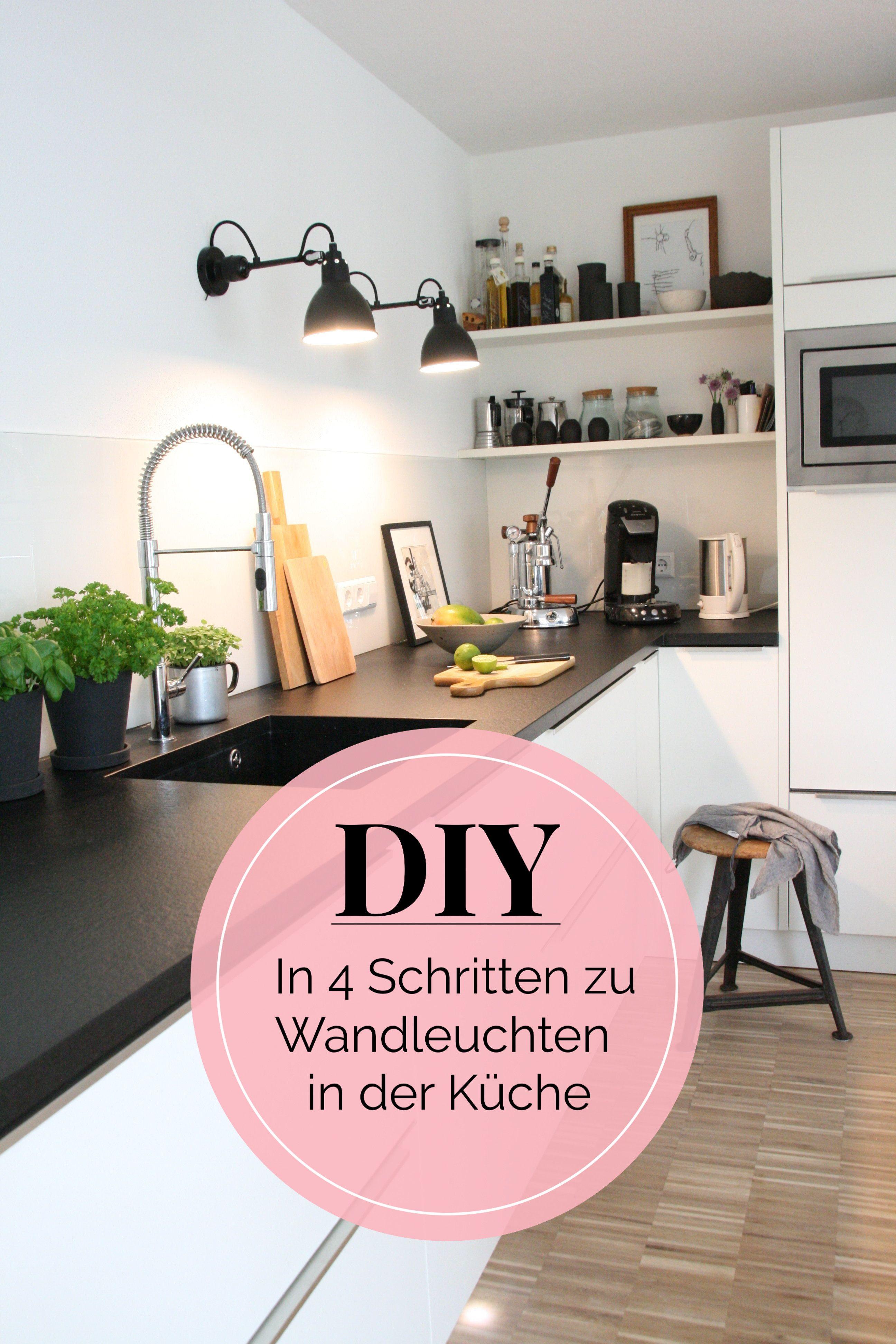 Kleines Küchen-Makeover: Neue Wandleuchten bei Lunchen | Kitchens