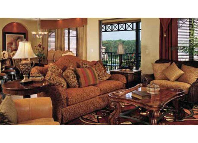 2 Bedroom Presidential Wyndham Wyndham Bonnet Creek Resort Wdw Pinterest Resorts