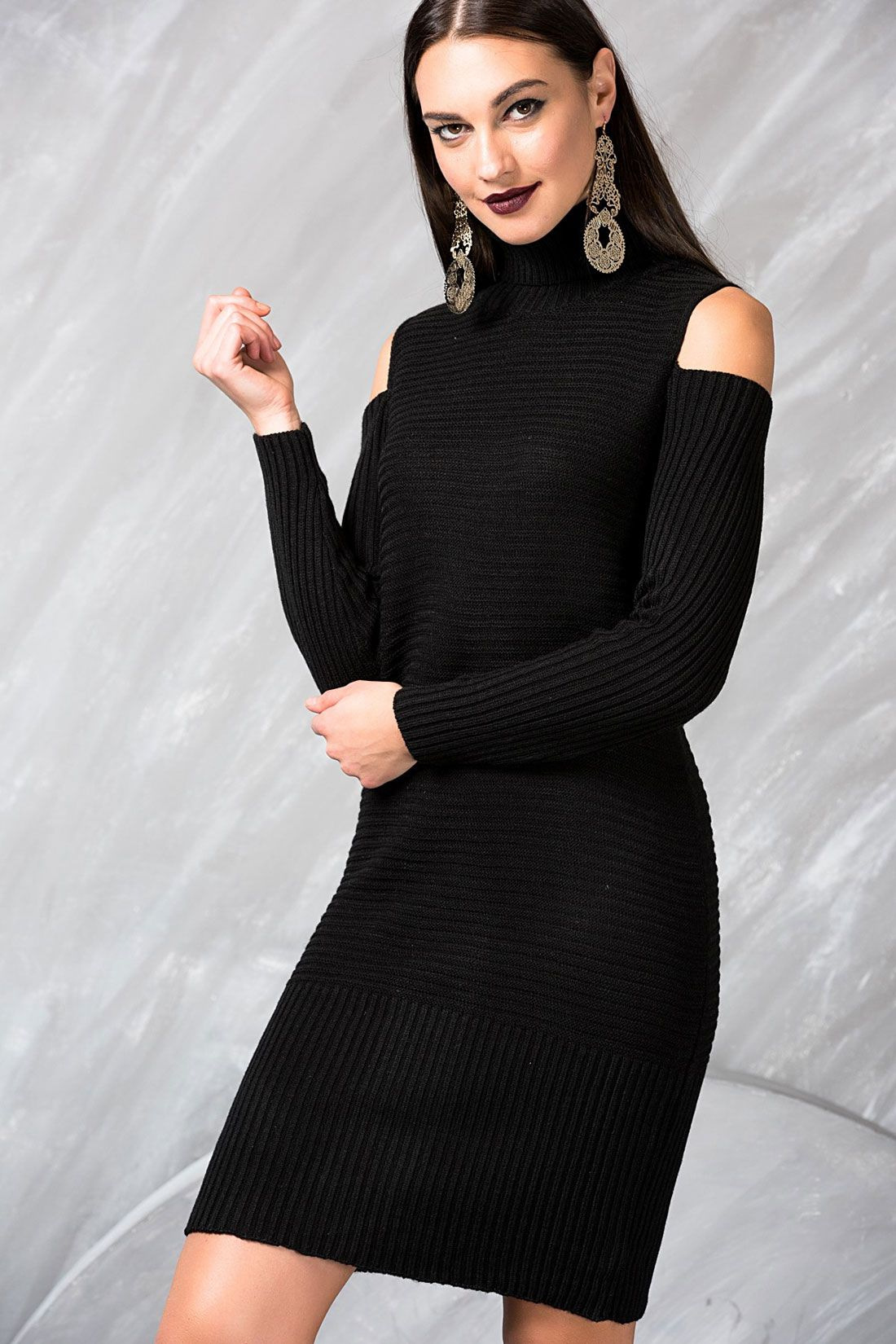 a7d406e2b0bb3 Triko elbise soğuk havalarda içinizi ısıtacak kadın modasındaki son  trendler Tasarımlarımızı keşfedin! Triko, örgü