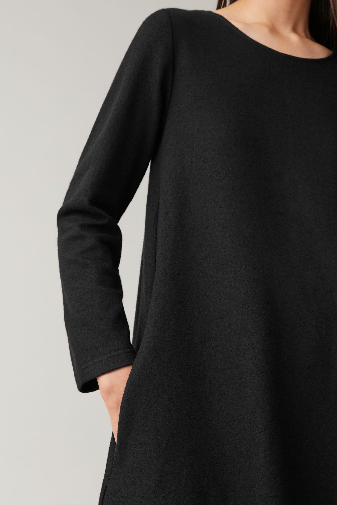 18+ Kleid Schwarz Cos Beatifull - Givil Lardo