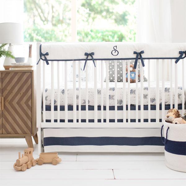 Aim High Crib Baby Bedding Set Blue Crib Bedding Crib Bedding