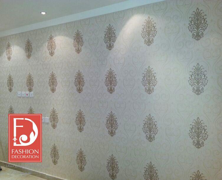 ورق جدران اوروبي 100 Decor Wallpaper ورق جدران ورق حائط ديكور فخامة جمال منازل Decor Decor Styles Home Decor Decals Decor