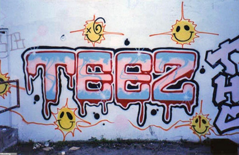 Graffiti creator on mobile - Graffiti
