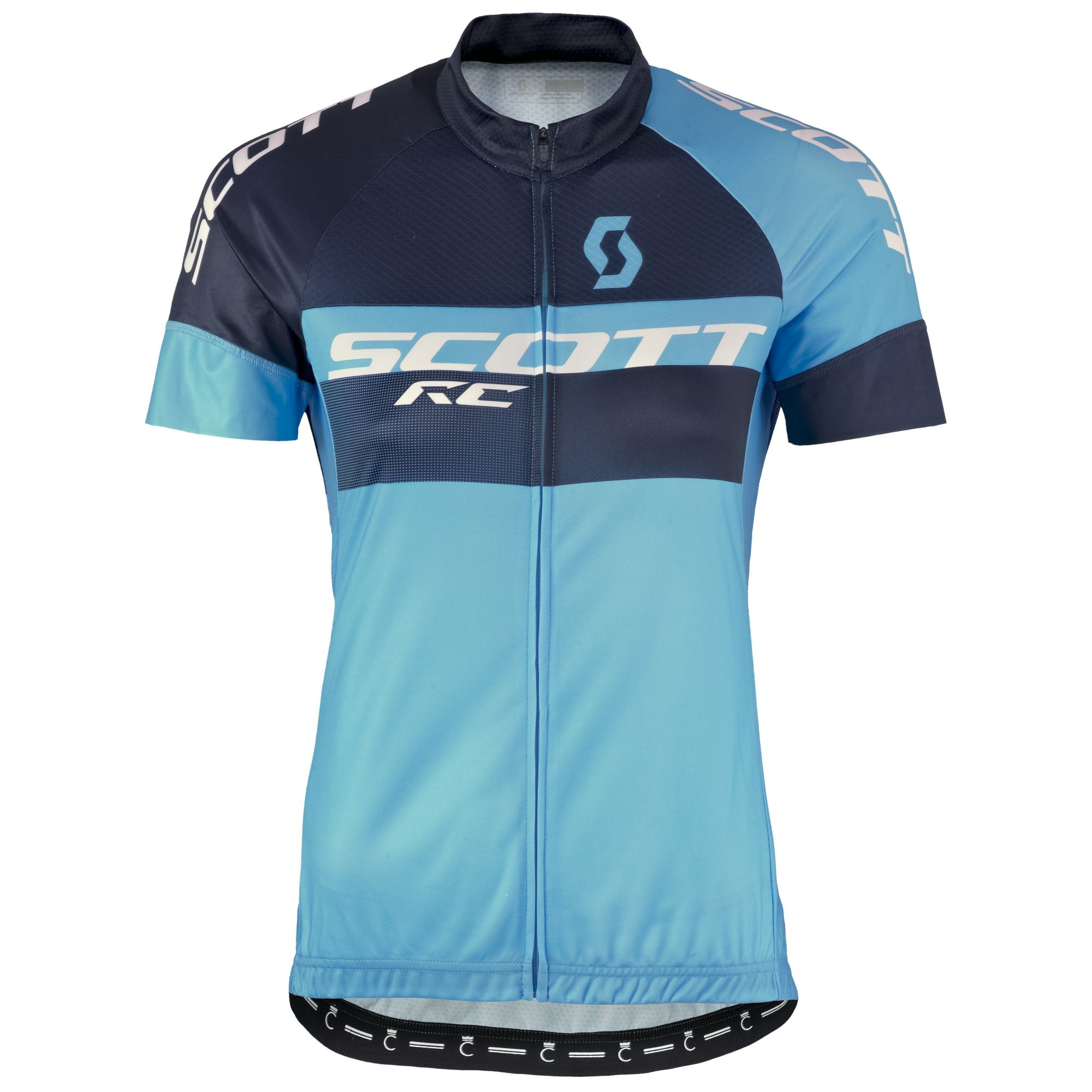 Scott Sports Women s Shirt RC Pro Tec Short Sleeve Shirt - 241791 (Blue  Atoll Blue Nights - M) 2162e537b