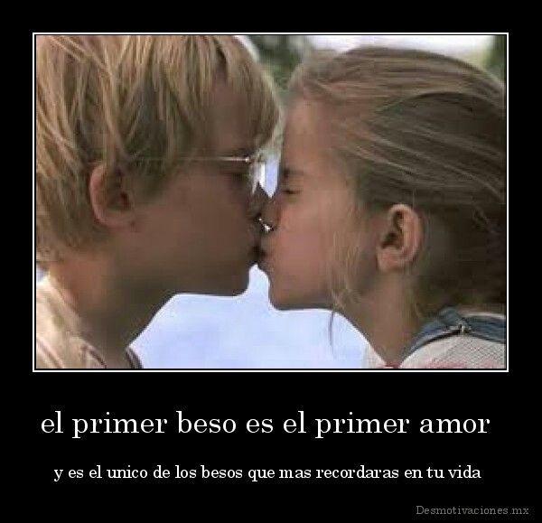 El Primer Beso El Primer Amor Pichu Pinterest Amor Primer