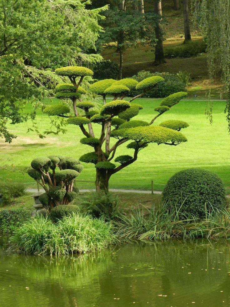 Park Japonesa Maulévrier (Le Parc Oriental De Maulévrier