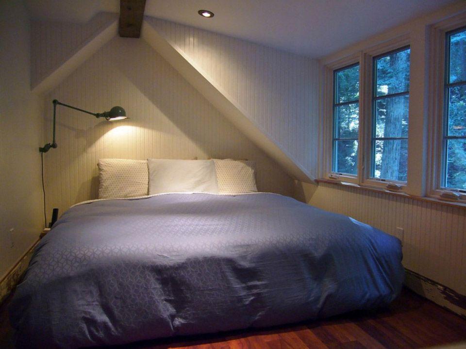 Creekside Cabin Amy Alper Architect 6 Small Space Bedroom