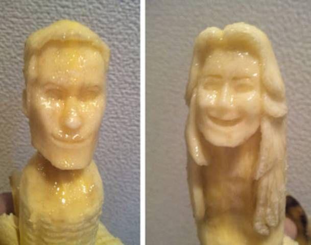 William & Kate Bananas
