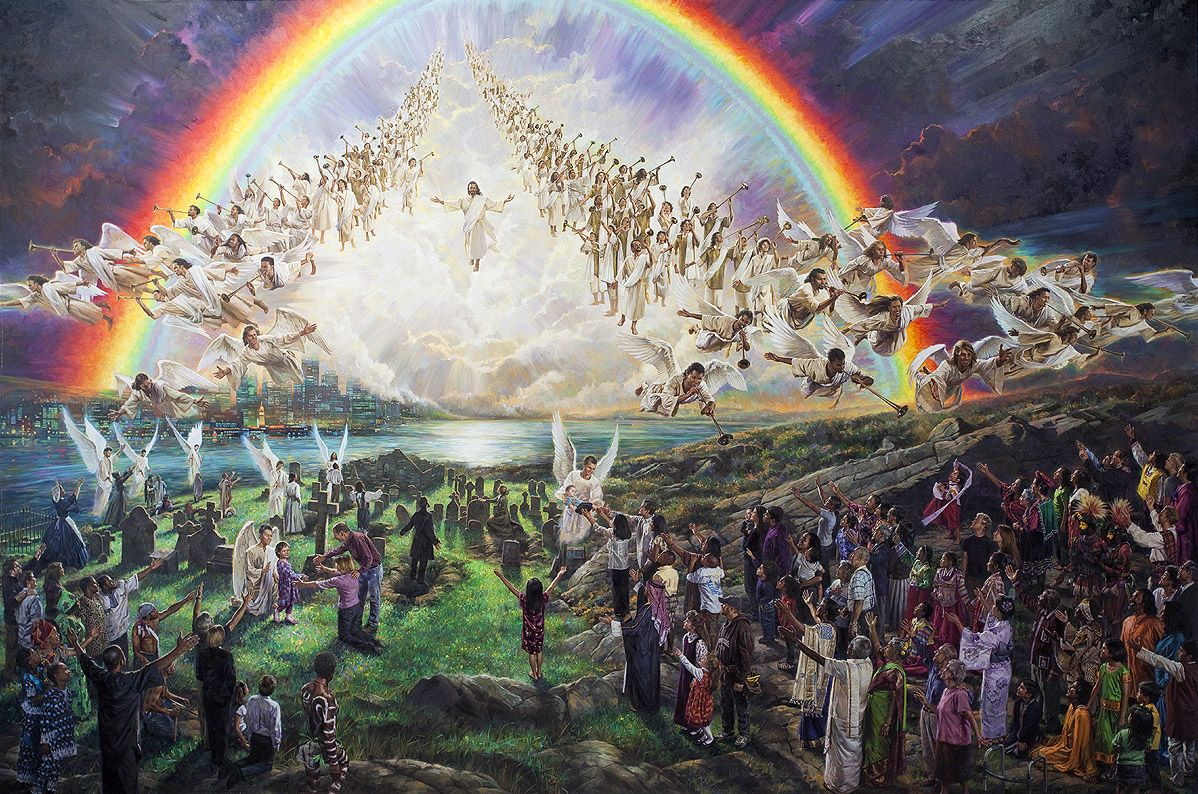 The Second Coming Of Jesus Christ | Jesus second coming, Jesus is coming,  Jesus