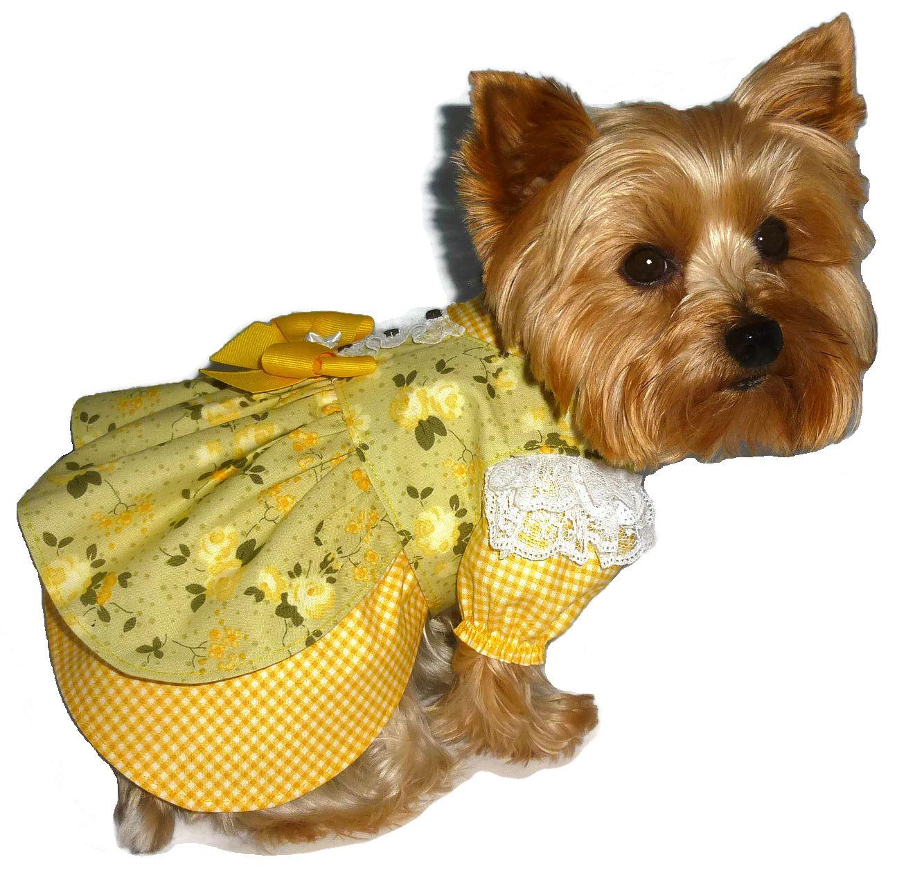 Dog clothes sewing pattern 1682 sara joe dress pinafore for the dog clothes sewing pattern 1682 sara joe dress pinafore for the little dog 825 jeuxipadfo Image collections