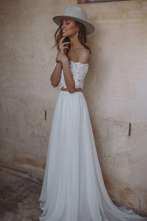 BRIDE // Les Deux by Grace Love Lace   Wedding dress, Collection and ...