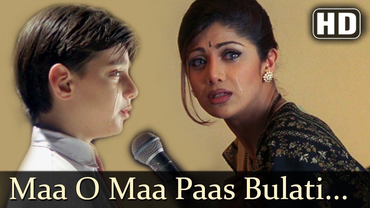 Paas Bulati Hai Itna Rulati Hai Jaanwar Songs Hd Shilpa Shetty Sunidhi Chauhan Alka Yagnik Youtube Songs Sunidhi Chauhan Movie Songs