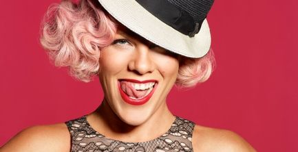 Pink...LoVE her!!!