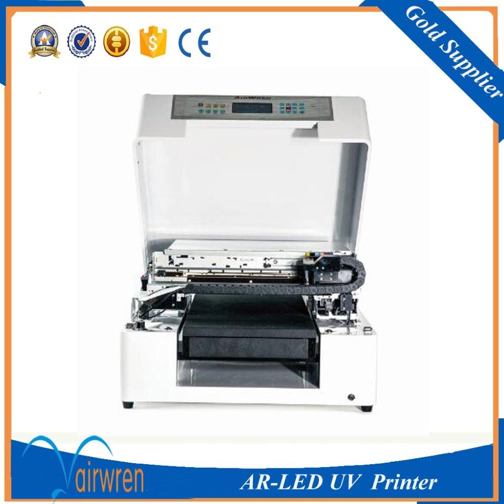 Hot Sale Uv Led Printer Small Uv Glass Print Machine Affiliate Card Printer Printer Uv Printing