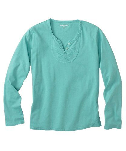 Woolrich Women`s Embroidered First Fork Tee $15.60