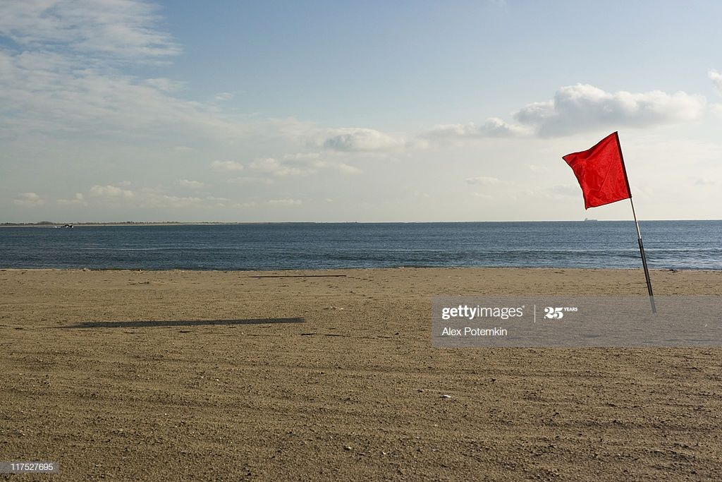 Red Flying Flag On The Beach Photography Ad Ad Flying Red Flag Photography In 2020 Beach Photography Flying Flag Photo