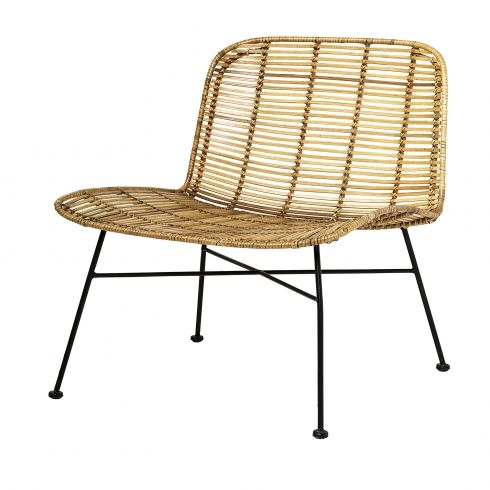 Bloomingville Dom Chair Nature Rattan  sc 1 st  Pinterest & Bloomingville Dom Chair Nature Rattan | Rattan Nordic design and ...