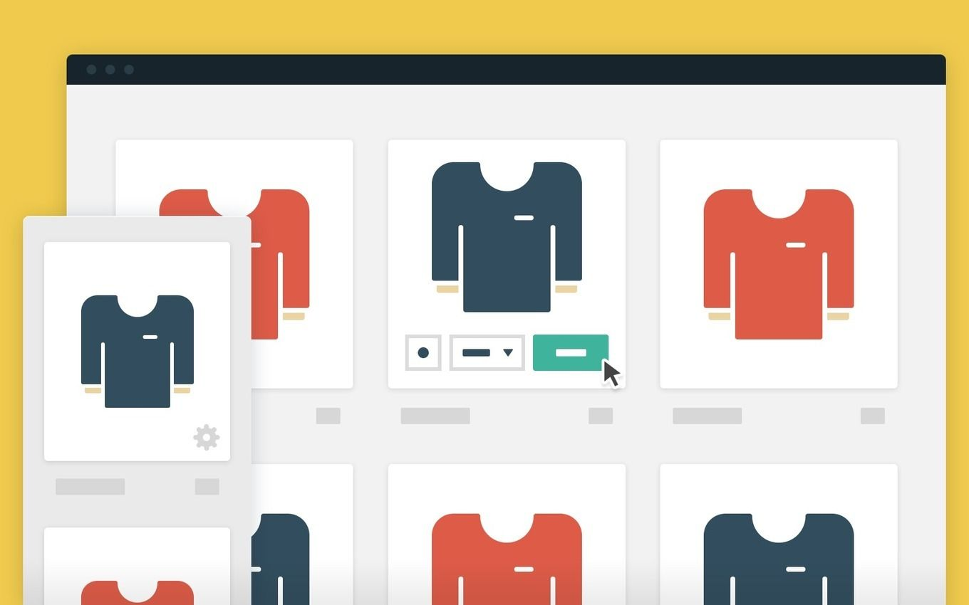 Quick Add To Cart in CSS and jQuery | Les belles ressources | Web ui