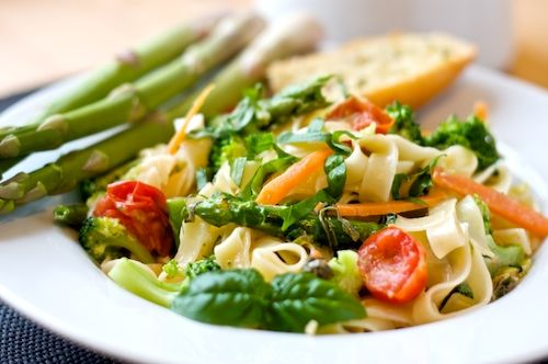 Pasta Primavera – All Year Long