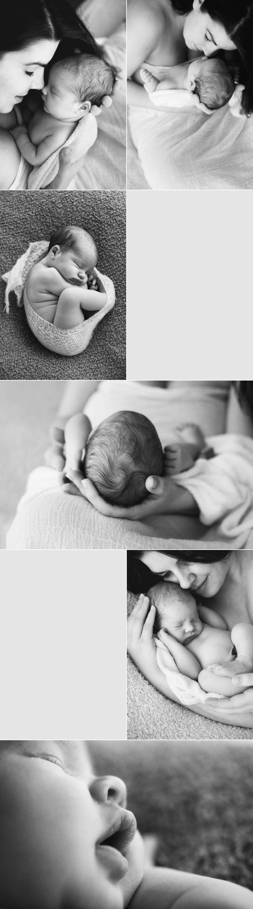Raye Lawe & her beautiful baby girl photographed by Ashley Skjaveland.